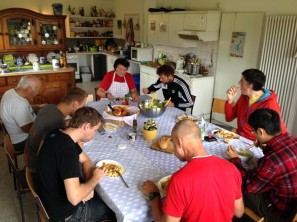 Bionicon_family_lunch