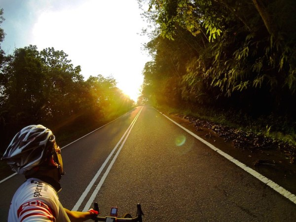 bikerumor pic of the day one if the famous 10km climb in Kuala Lumpur,East Malaysia, called Perez