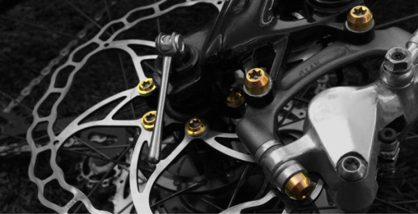 Need To Lighten Your Ride? Proti Fully Forged Titanium Bolts