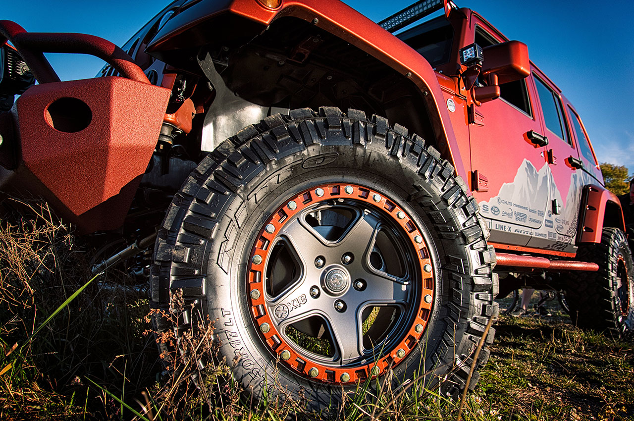 Project Trail Seeker Transforms A Jeep Wrangler Into The