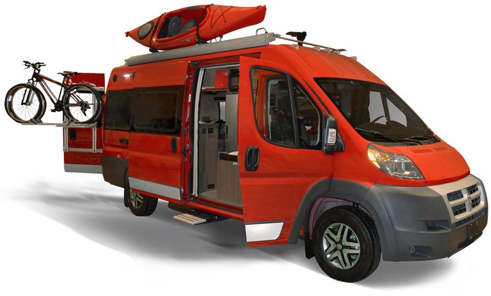 Adventure Finds A New Home W 2015 Winnebago Travato