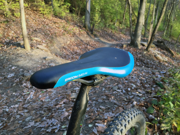 Ergon GE1 SME3 PRo carbon saddle review weight (7)