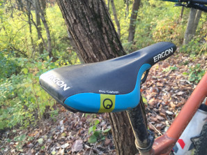 Ergon GE1 SME3 PRo carbon saddle review weight (9)