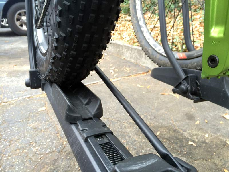 Review Inno Racks Versatile Tire Hold Hitch Mount Bike Rack
