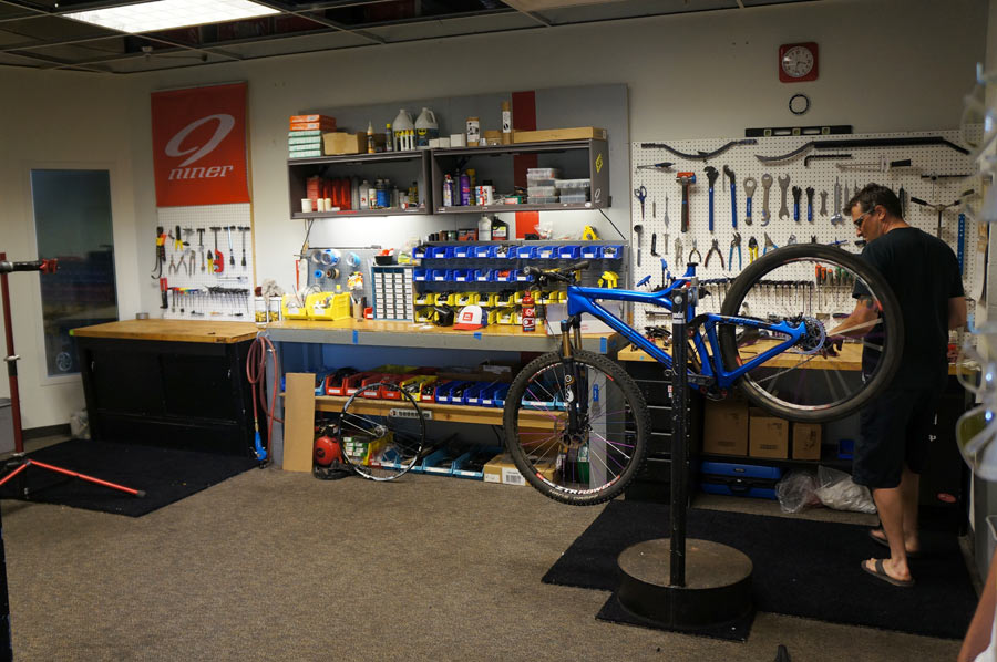 Headquarters Tour Niner Bikes Fort Collins Design And