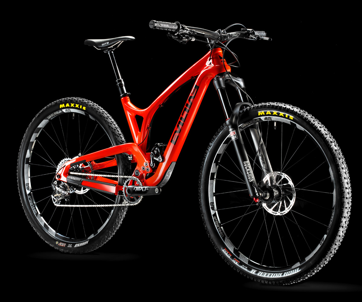 Evil S New Trail Bike The Following Offers 29 Quot Wheels