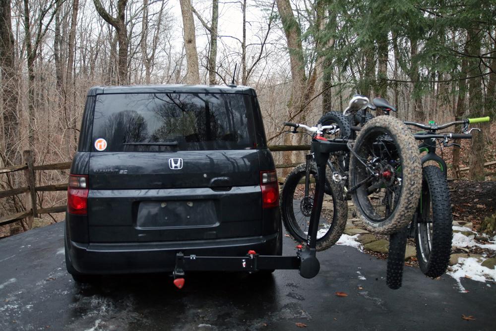 Tire Lock Key >> Review: Yakima Fullswing 4 Bike Hitch Mast Rack - Bikerumor
