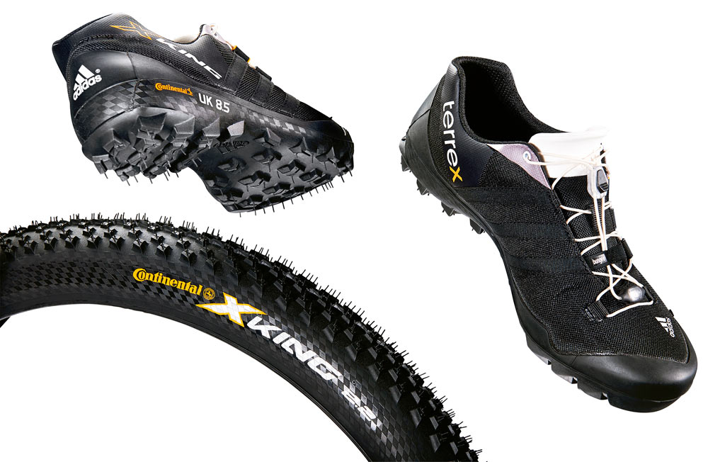Trail Running Shoes Tread