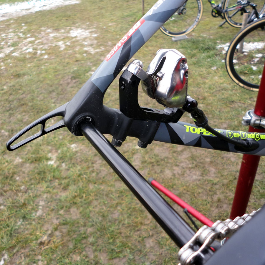 Cyclocross Worlds Tech Finds Prototypes And Pro Tips