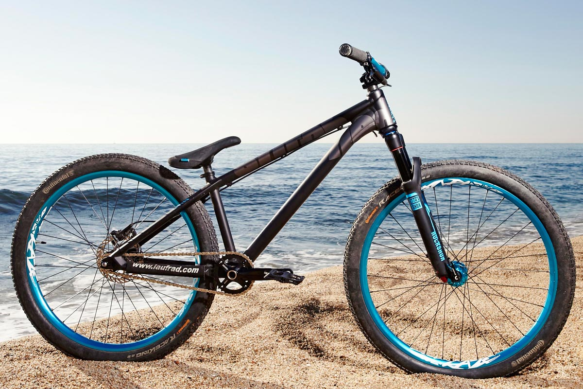 All2Ride Takes New Canyon Stitched Dirt Jumper on the Road ...