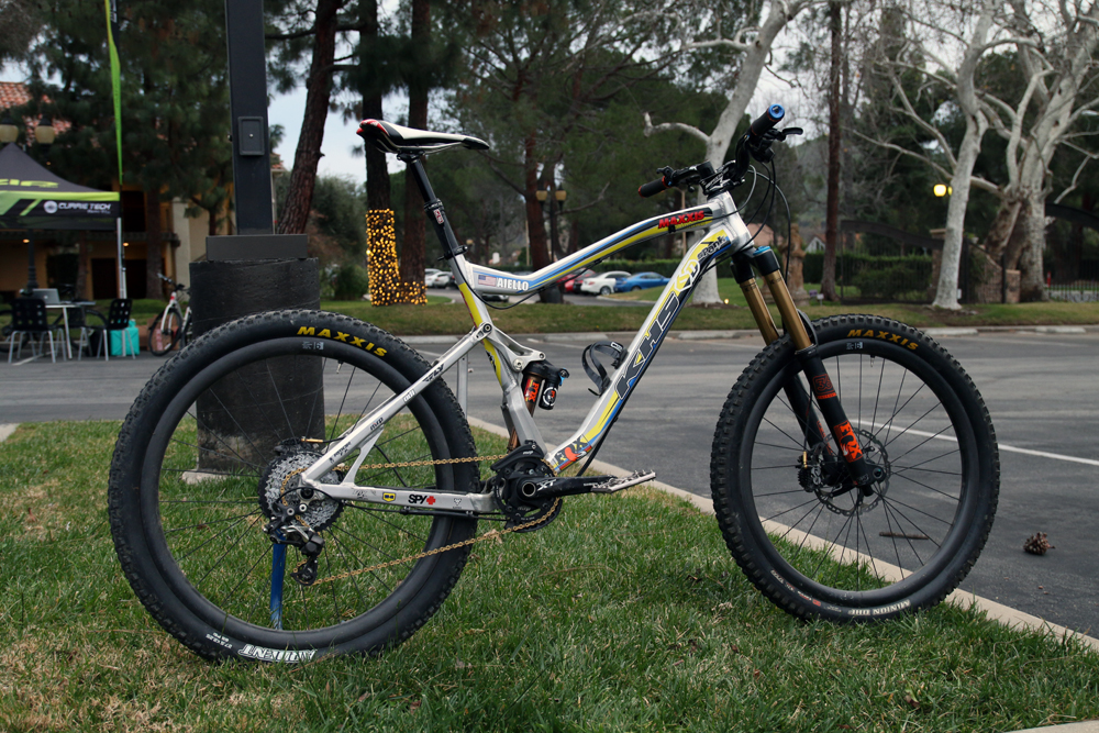 Spotted: Prototype KHS Enduro Monster, Plus New Road and Mountain ...