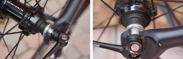 Ritte Ace carbon fiber race road bike review and actual weights