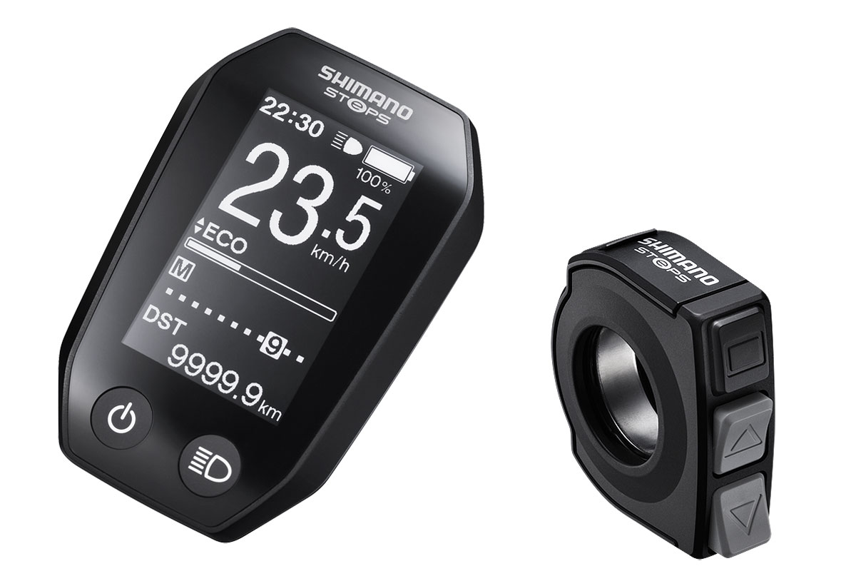 Updated Shimano Steps Brings Fully Automated Di2 Shifting With E