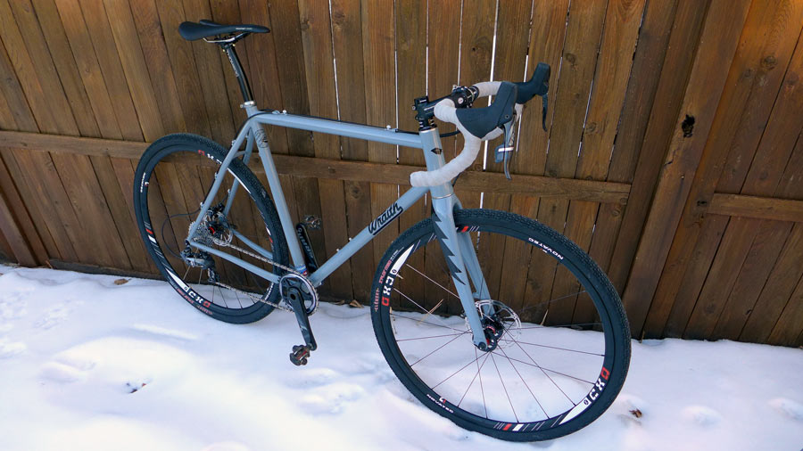 First Ride Wraith S New U S Made Paycheck Cyclocross Bike