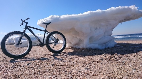 bikerumor pic of the day Caumsett State Park on Long Island