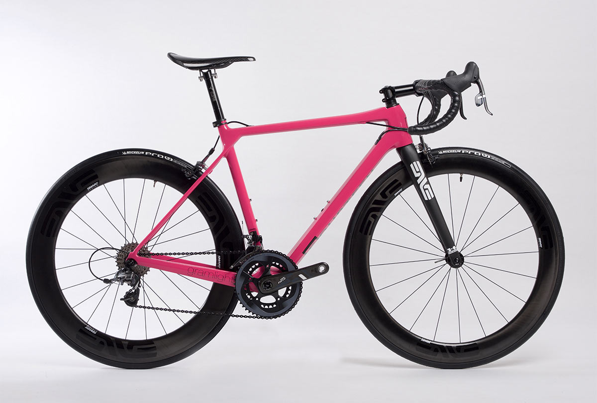Fourteen Cycles reinvents the Gramlight with new 740g road frame ...