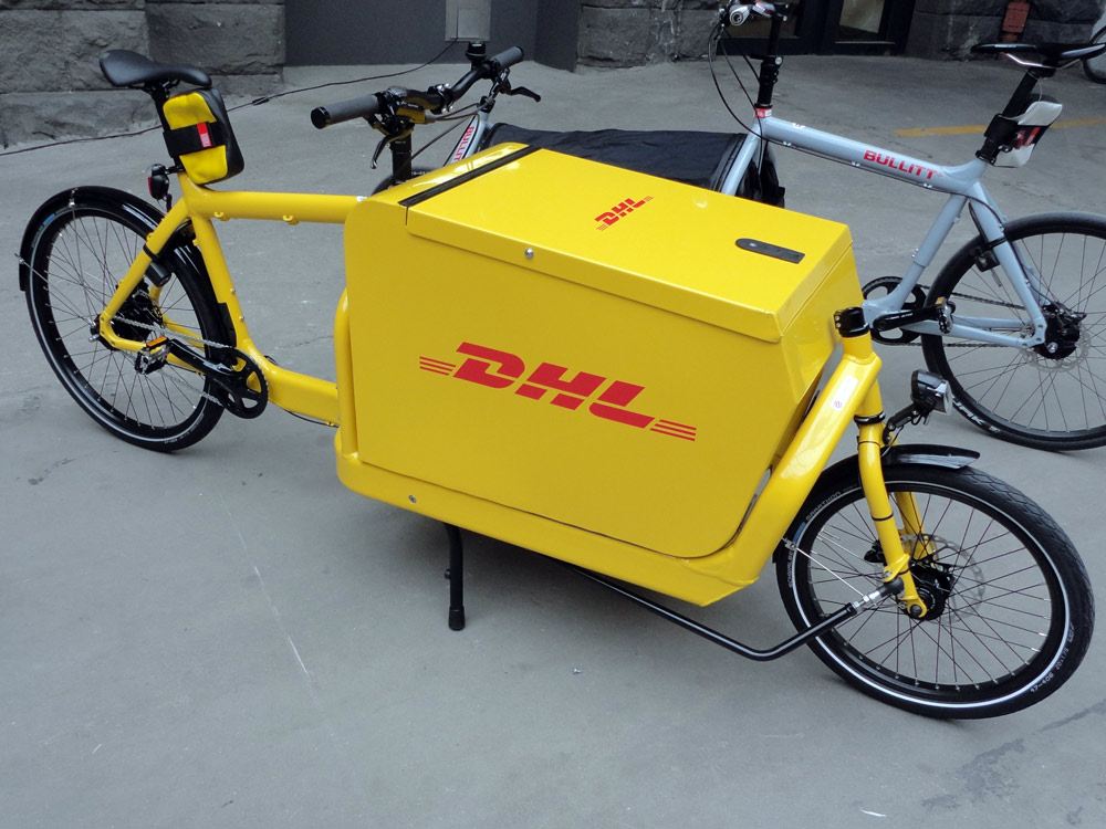 Bfs2015 Cargo Bikes Everywhere We Look Bikerumor