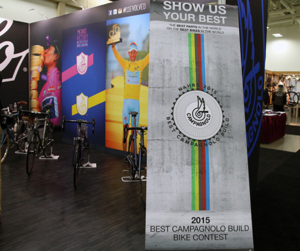 Campagnolo bike build competition NAHBS 2015 (1)