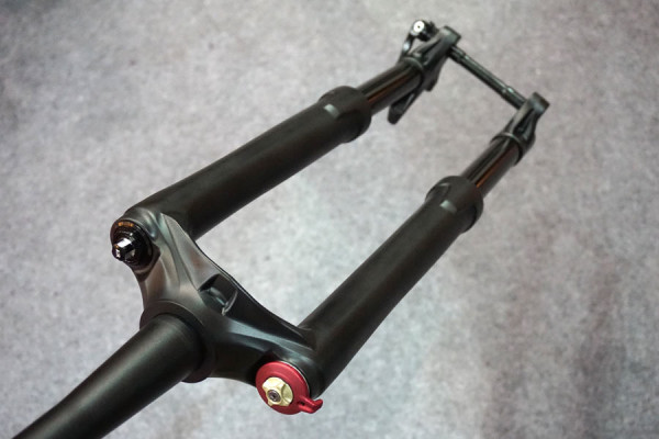 prototype RST inverted xc trail suspension fork