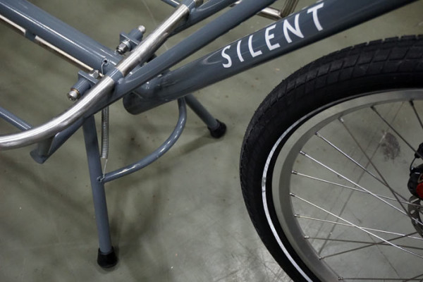 Silent Cycles velo coffee bakfiets cargo bike