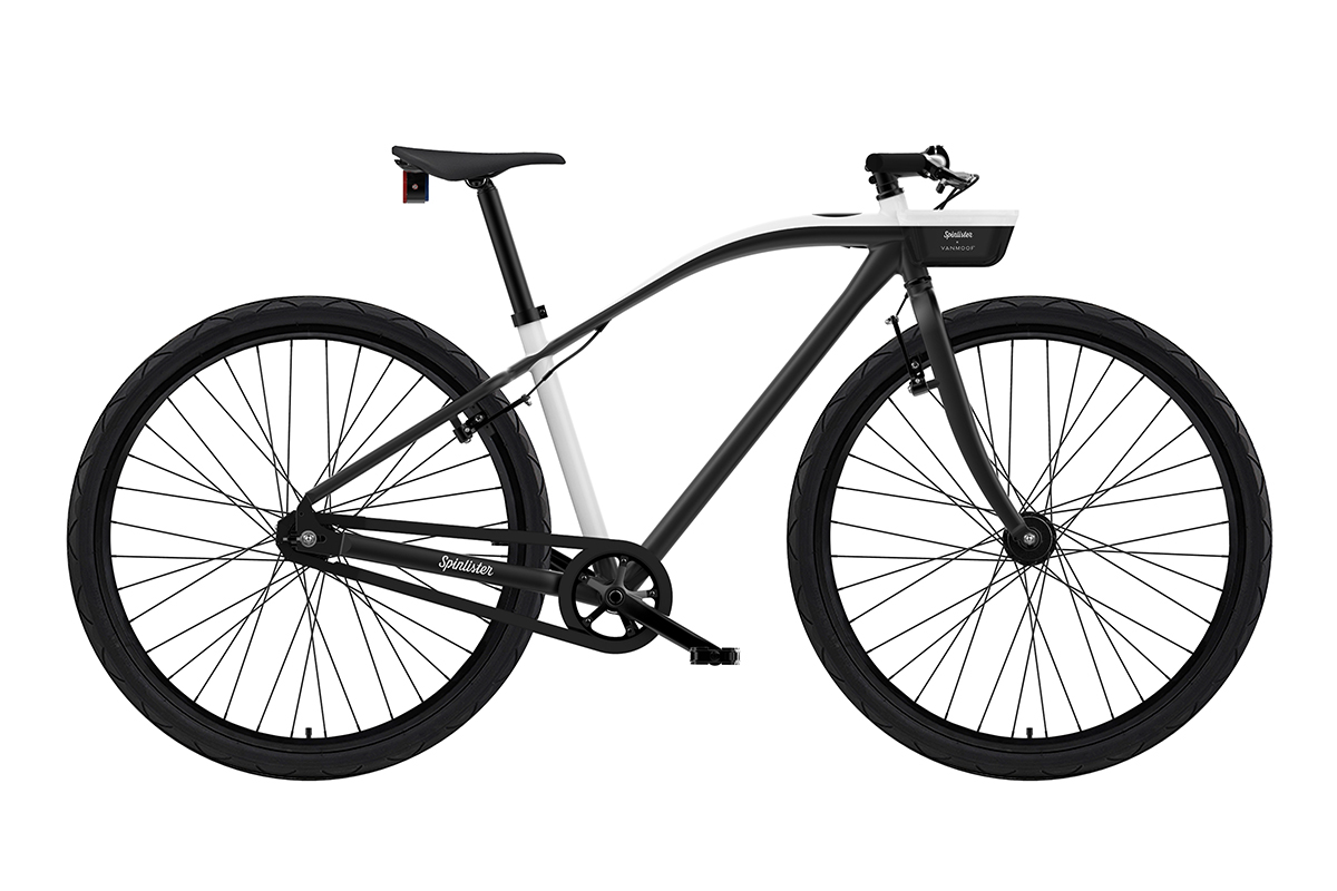 Spinlister Introduces Next Level Bike Share With Custom