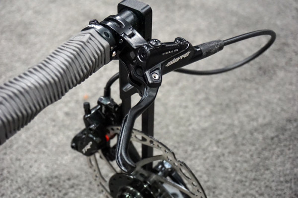 TRP Slate 2- and 4-cylinder hydraulic disc brakes for mountain bikes