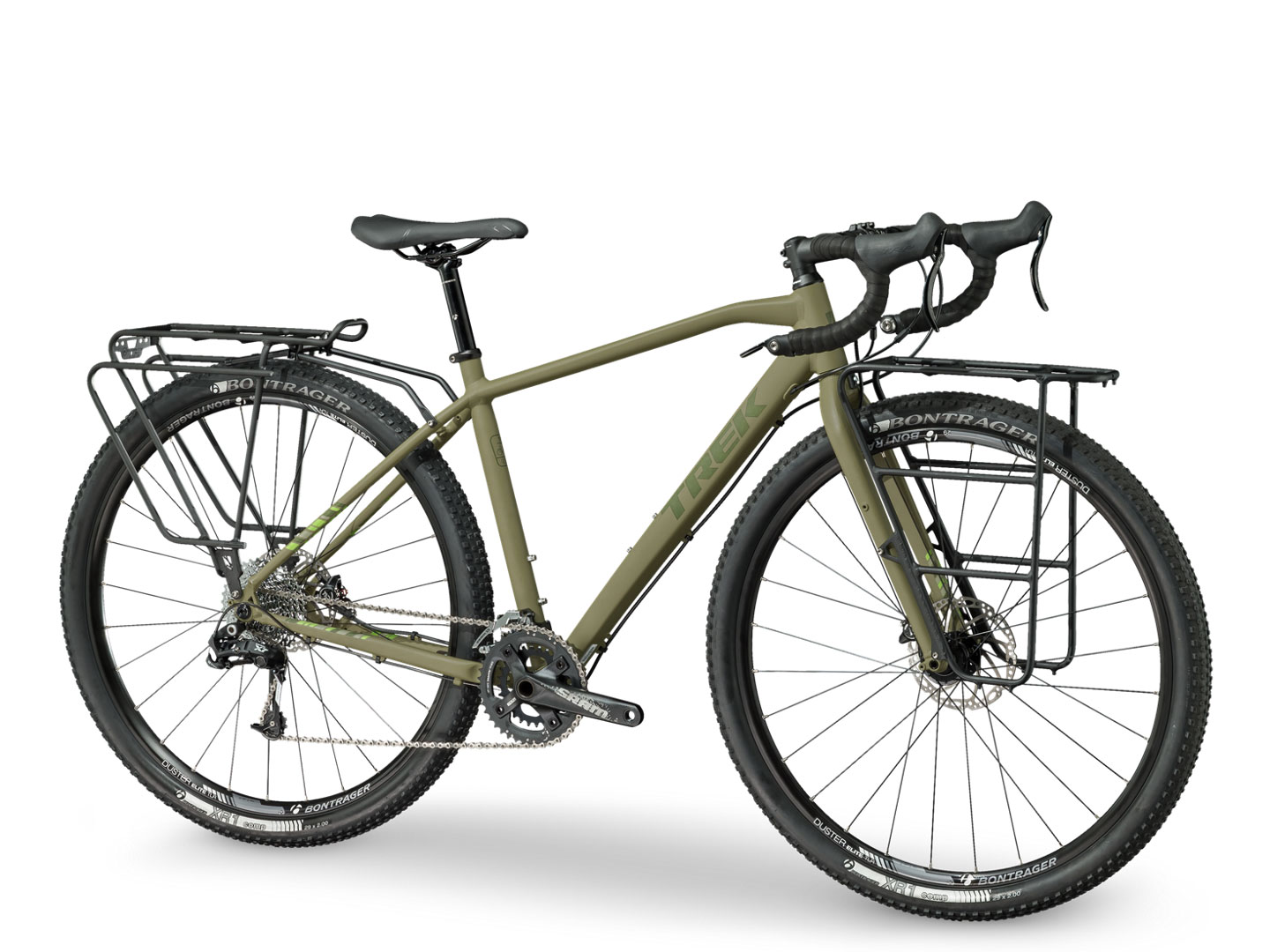Trek shows off three killer gravel/touring bikes, giving ...