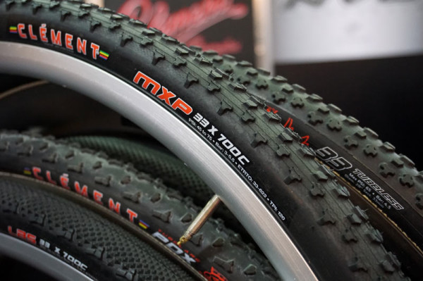 Clement MXP tubeless cyclocross tire