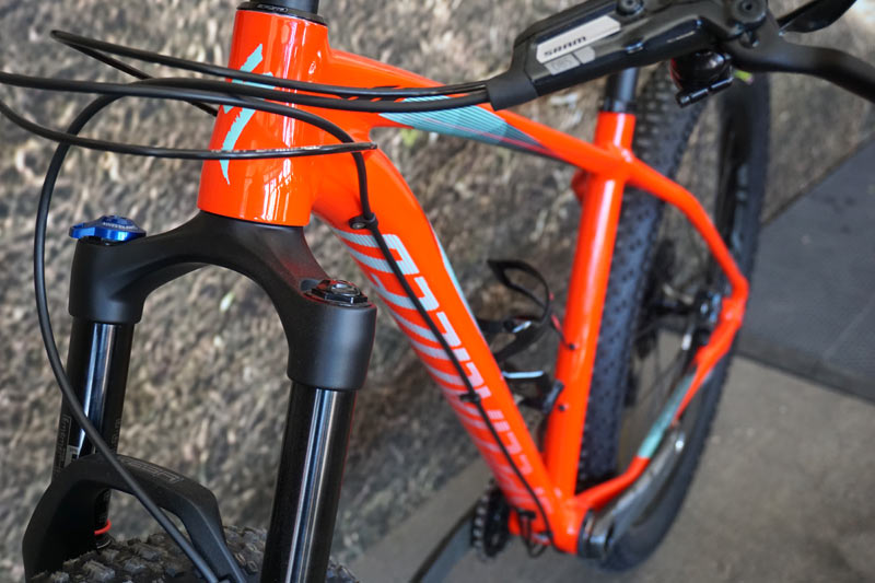 SOC15: Specialized launches Fuse, Ruze 27.5+, new Rumor ...