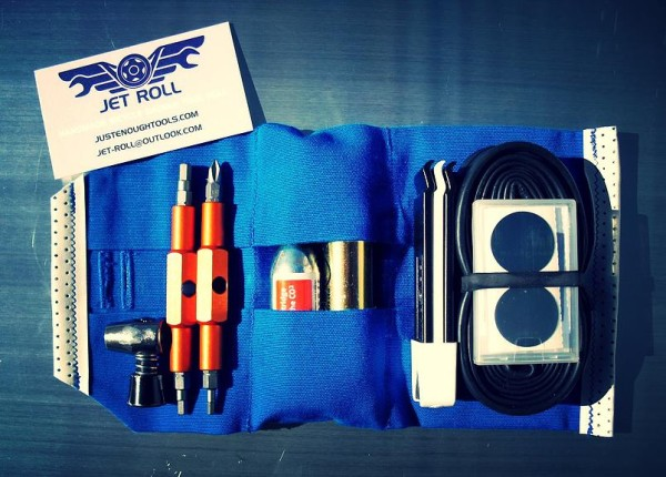 Carry Just Enough Tools with New All in One Options from JET Roll - Bikerumor