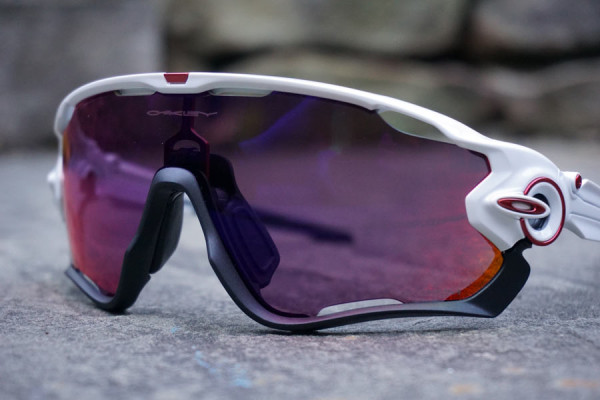 bdcd130637 Oakley Jawbreaker sunglasses designed for Mark Cavendish - photos tech  details and actual weights