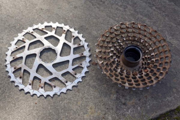 OneUp 44-tooth XX1 replacement cog