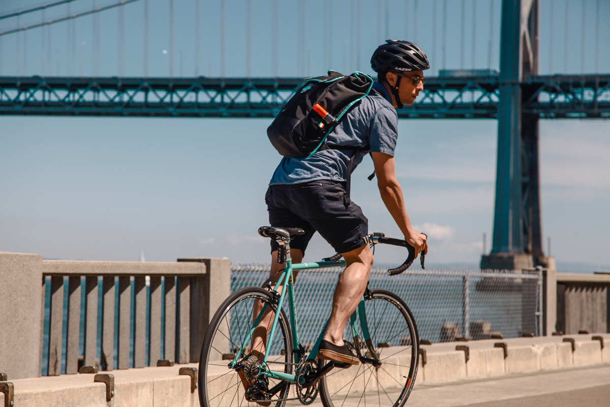 Timbuk2 And Bianchi Partner For Limited Edition Celeste Prospect