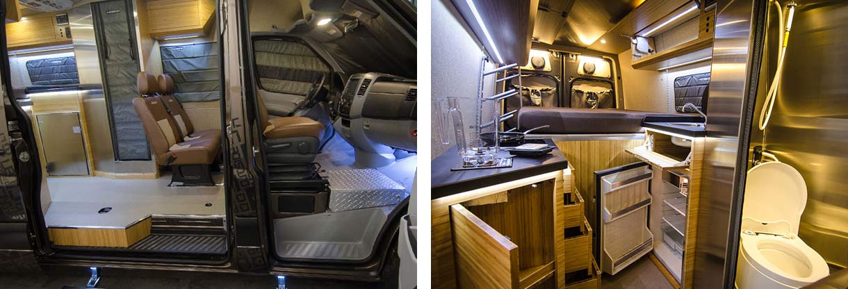New 2015 Mercedes Sprinter Diesel 4x4 Is The Dream Vehicle