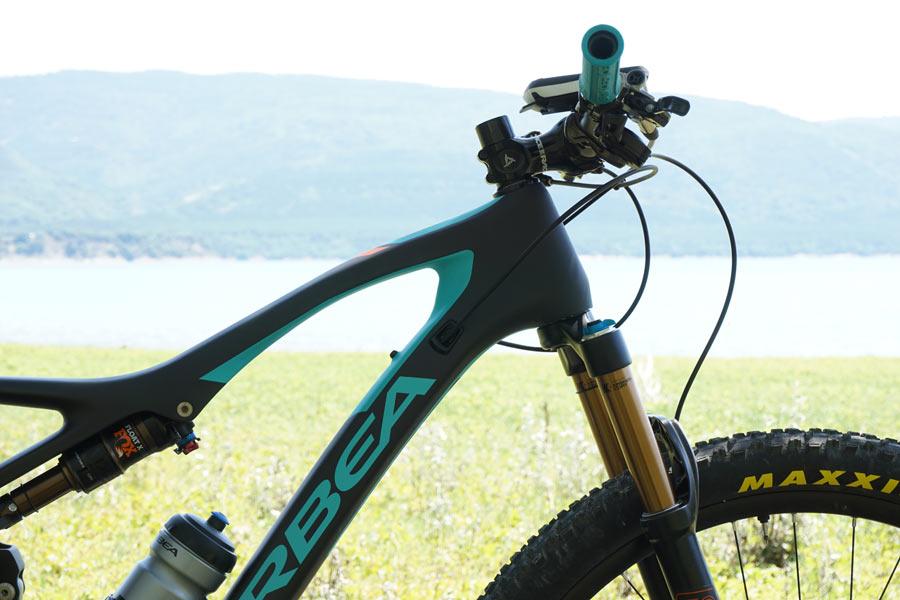 All New Orbea Occam Mountain Bikes Mix Wheel Sizes To