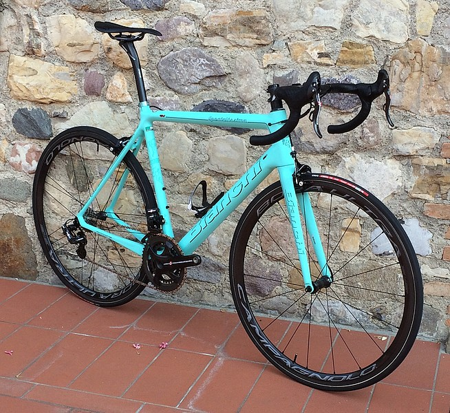 Bianchi Goes Super Light with Countervail Equipped ...