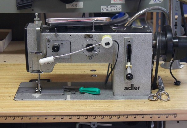 North St. Bags 1st Sewing Machine