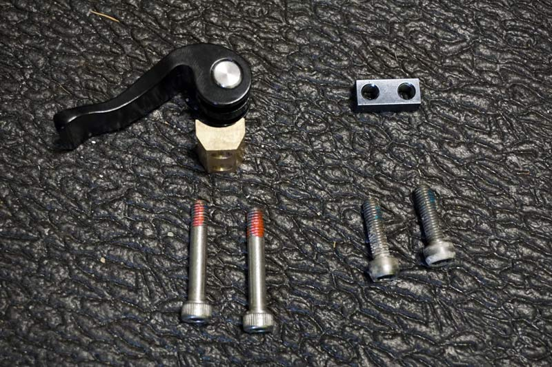 Review flow zone q r quick release thru axle upgrade for
