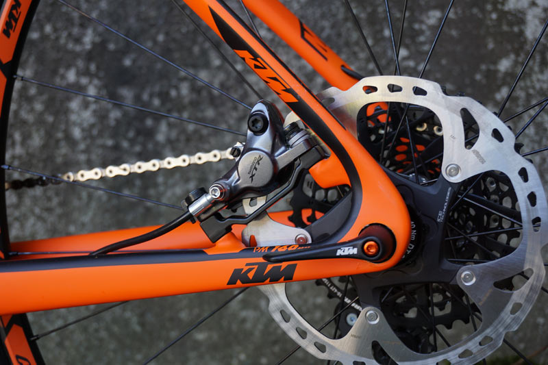 Ktm Goes Prime Time With All New Revelator Road Disc Plus Boost