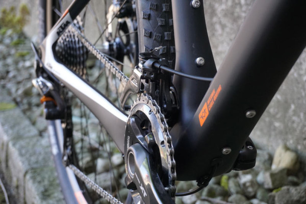 2016 KTM Scarp Prime short travel XC full suspension mountain bike details and actual weight