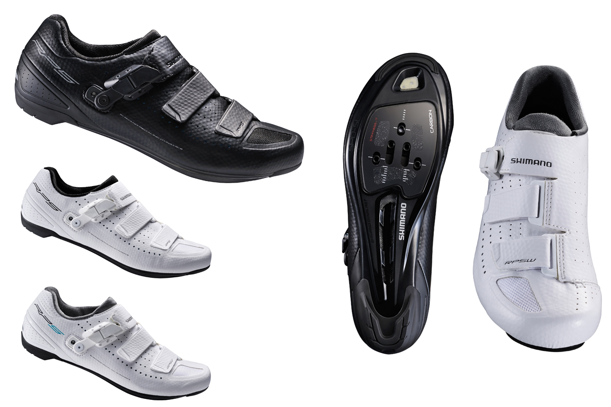 Shimano Rp Wide Fit Road Shoe