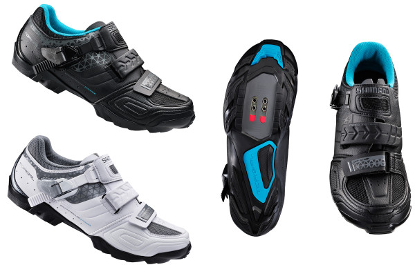 Shimano WM64 women's MTB shoe 1