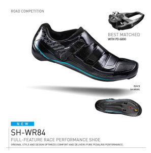 Shimano WR84 women's road shoe