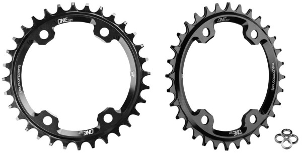 Oneup Components Adds Xt M8000 Narrow Wide Chainring Kit