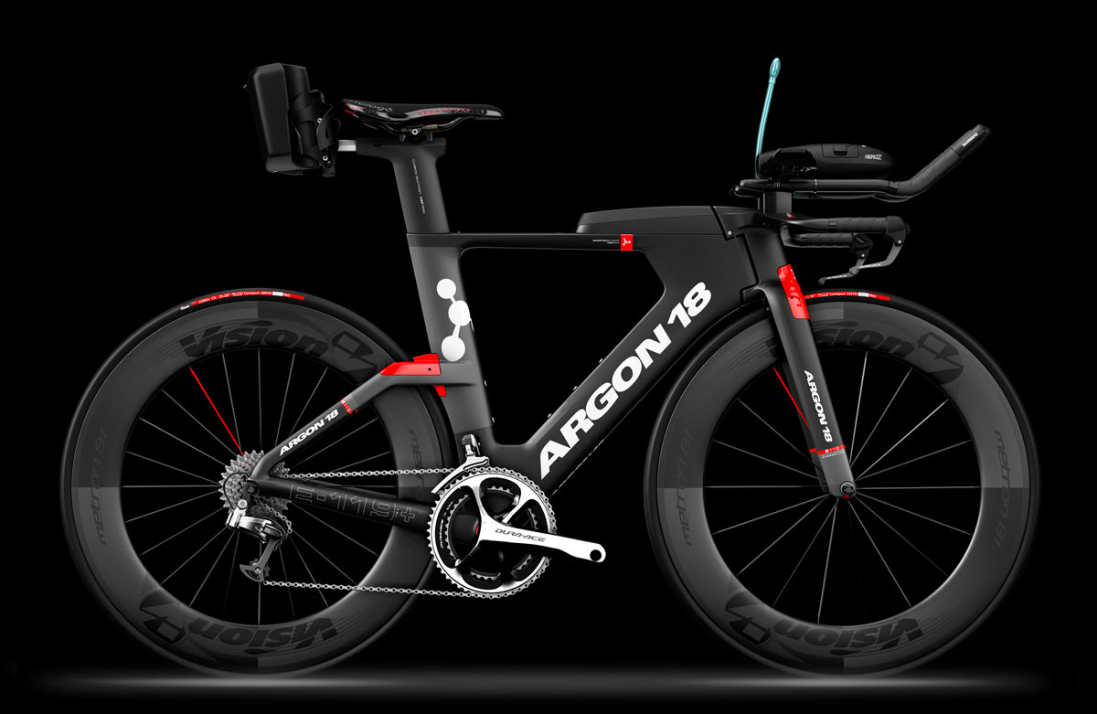 Argon18 Races Out Of Transition Aboard Four All New