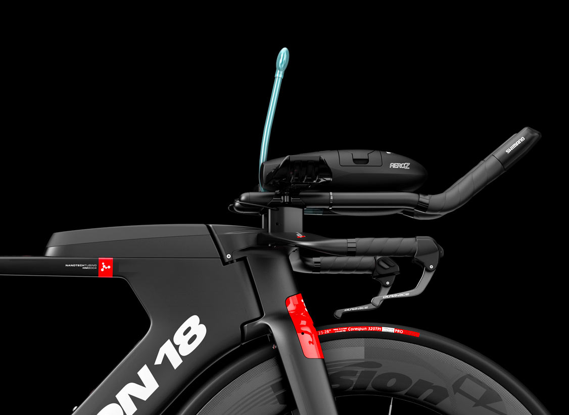 Argon18 Races Out Of Transition Aboard Four All New Triathlon Race