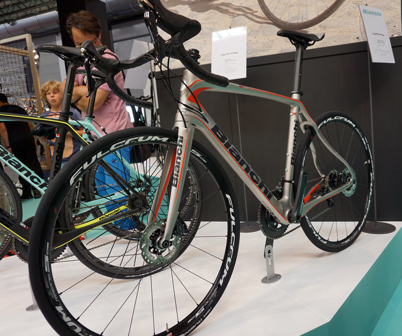 eb15  bianchi gets more road disc brakes  more affordable