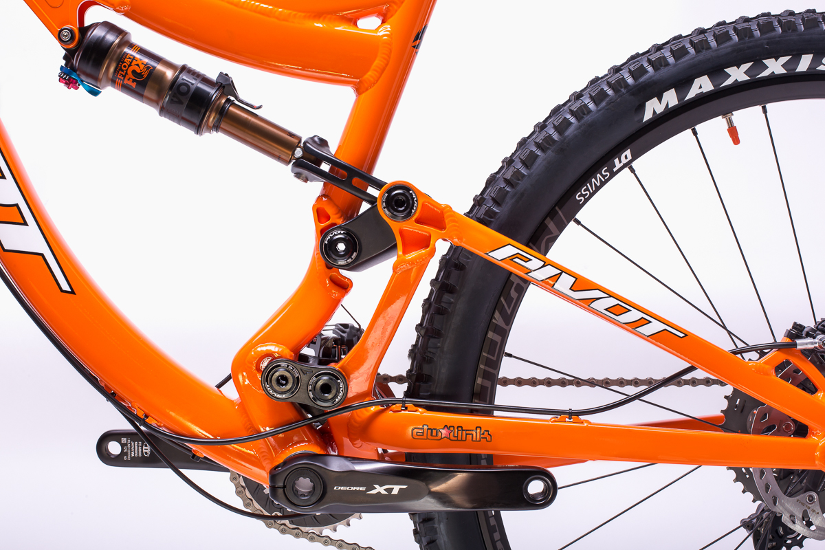 Eb15 Pivot Speeds Up Mach 6 With New Aluminum And Carbon