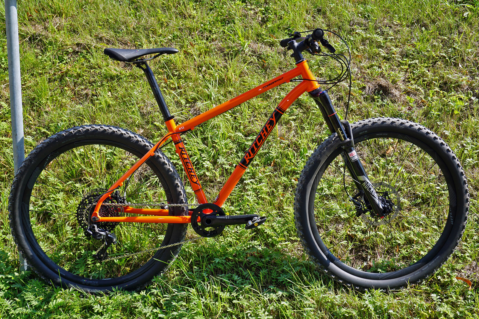 eb15 ritchey hits the trail with new timberwolf hardtail. Black Bedroom Furniture Sets. Home Design Ideas