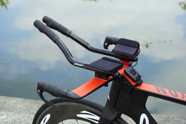 SRAM Red eTAP wireless electronic shifting road bike group TT group with BlipBox and Blip buttons